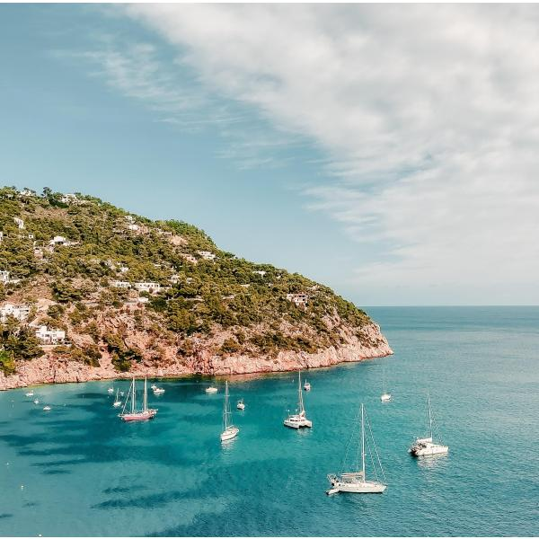 Where Saints Go for the Weekend: Ibiza