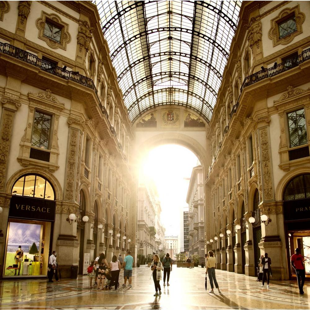 Where Saints Go for the Weekend: Milan