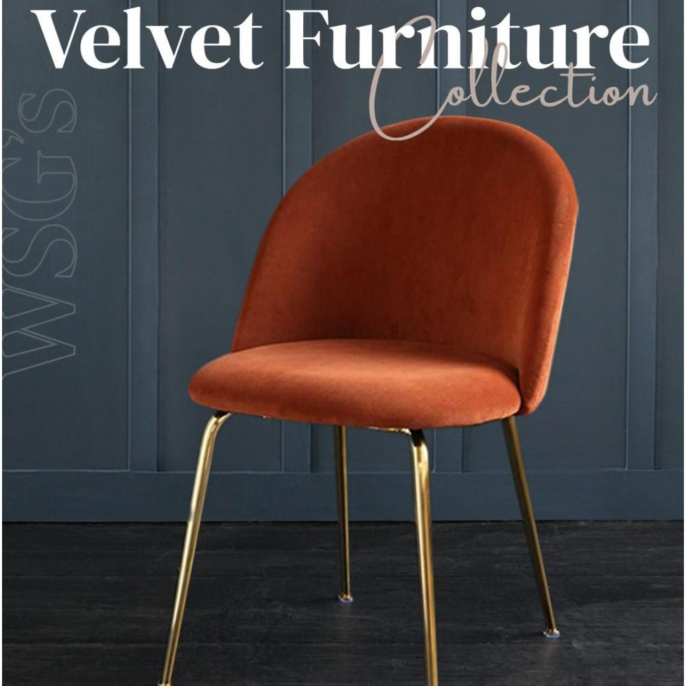 Level up Your Home this Autumn with our Velvet Furniture Collection: 7 Key Elements to Keep in Mind