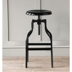 Hammer Industrial Bar Stool