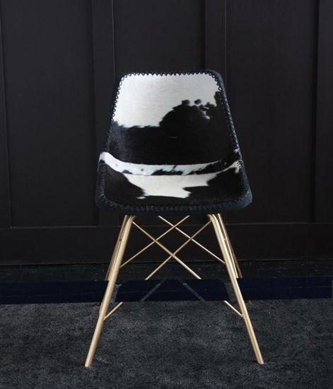 Cross Leg Dining Chair