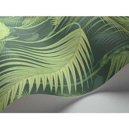 Cole & Son Icons Wallpaper, Palm Jungle, 1003