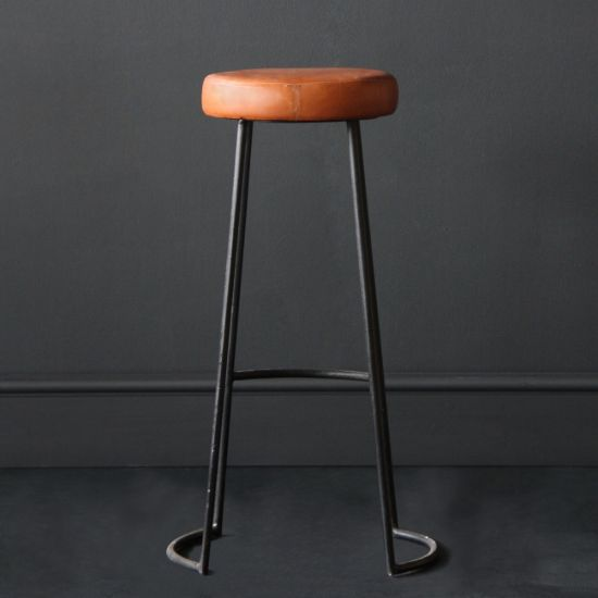 Tapas Industrial Bar Stool 67cm