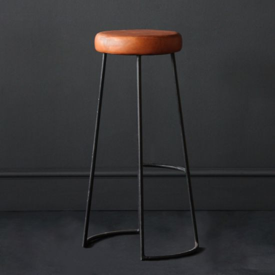 Tapas Industrial Bar Stool, 78 cm