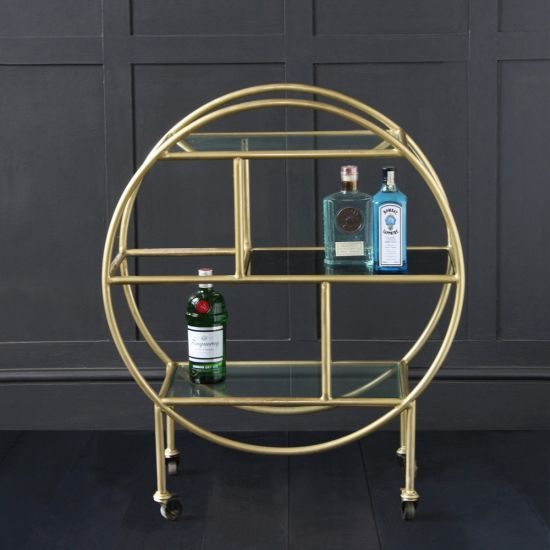 WSG Drinks/ Bar Trolley