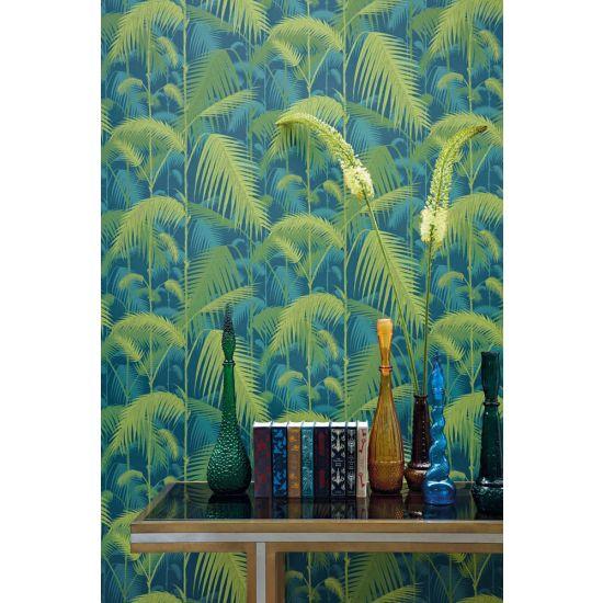 Cole & Son Icons Wallpaper, Palm Jungle, 1002