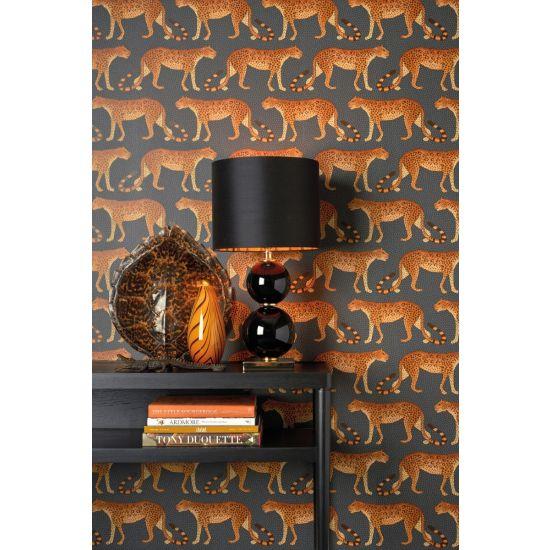 Cole & Son Ardmore Wallpaper, Leopard Walk, 2008