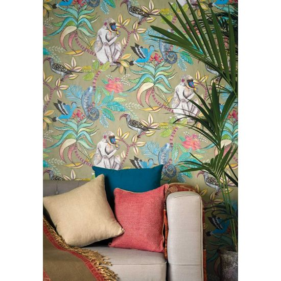 Cole & Son Ardmore Wallpaper, Savuti