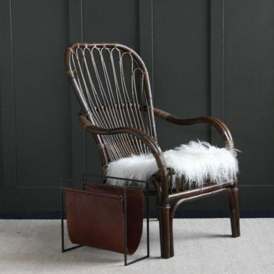 Portofino Rattan Arm Chair