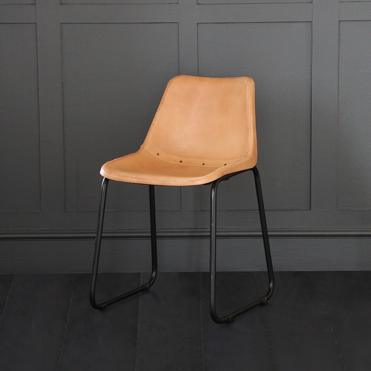 Road House Dining Chair, Honey Seat