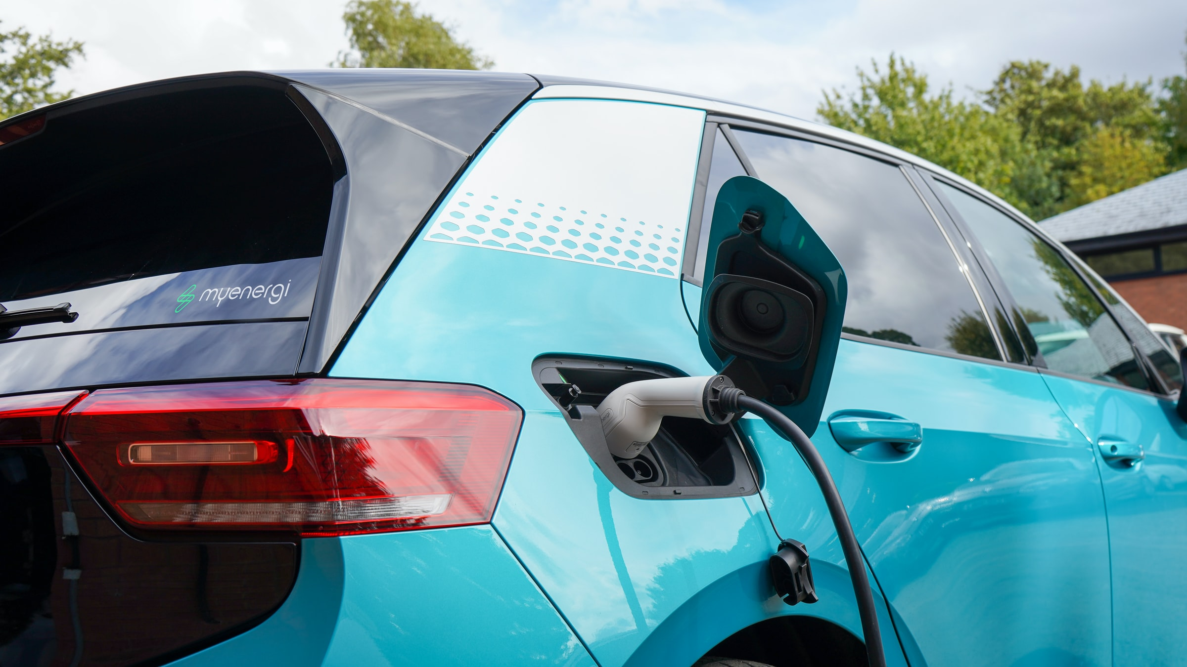 EVs save you money in the long run, especially on fuel costs.