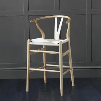 Timeless Icons: The Wishbone Bar Stool