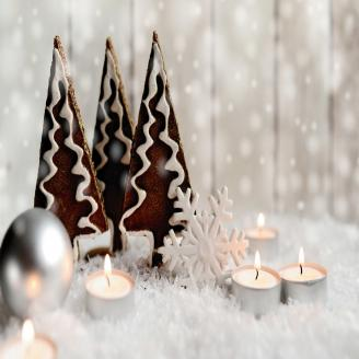 5 Top Tips for Christmas Candle Arranging