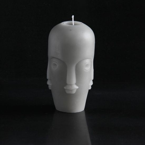 Tozi – Tribal Candle Head