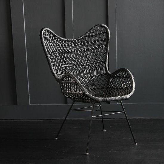 Kubu Wing Back Chair
