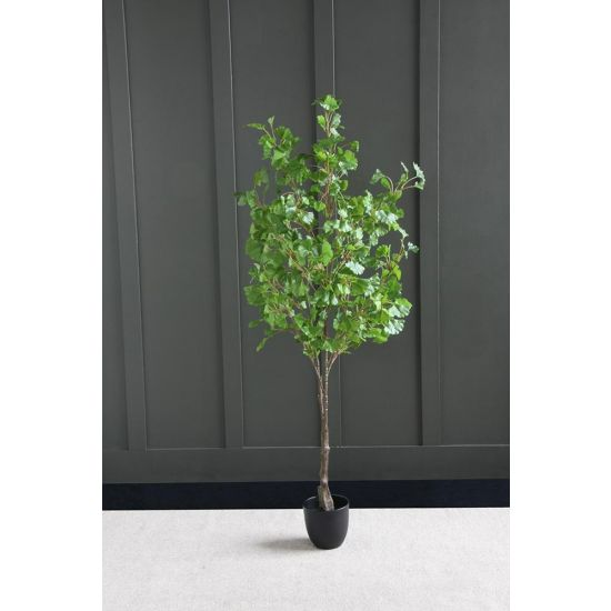 GINGKO ARTIFICIAL PLANT TREE 155 CM