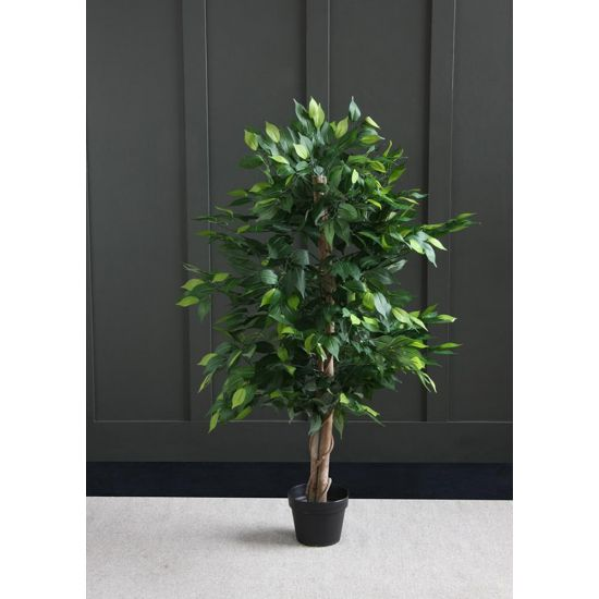 FICUS ARTIFICIAL PLANT TREE 120 CM