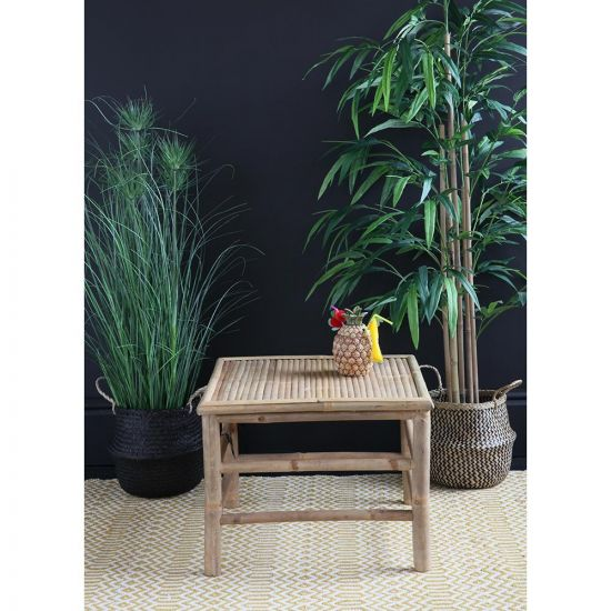 THE BAMBOO SIDE TABLE 44 CM HEIGHT