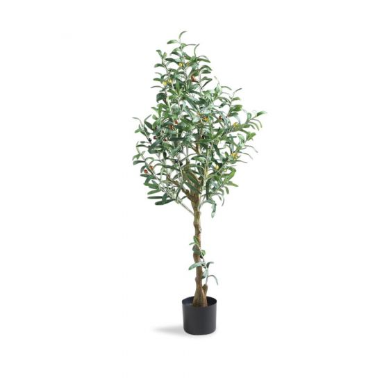OLIVE ARTIFICIAL PLANT TREE 120 CM