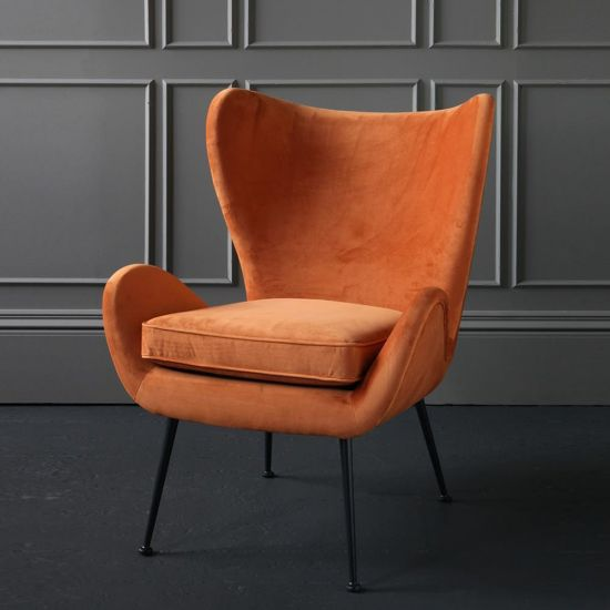 Sophia Wingback Chair
