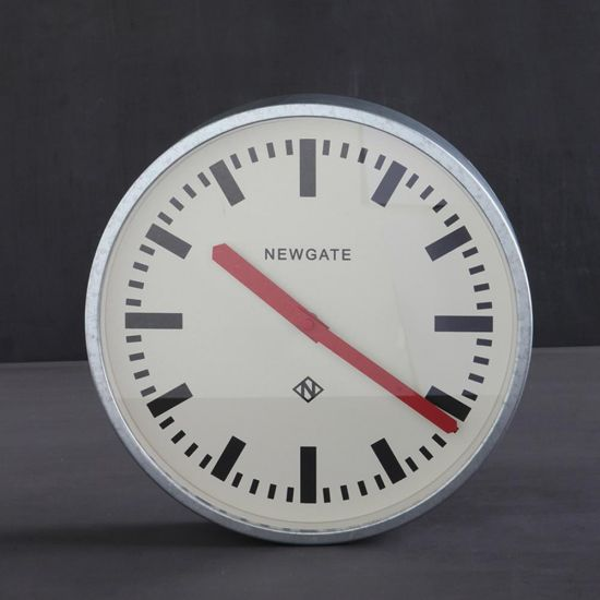 Luggage Wall Clock