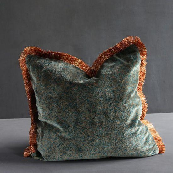 Enid Velvet Cushion