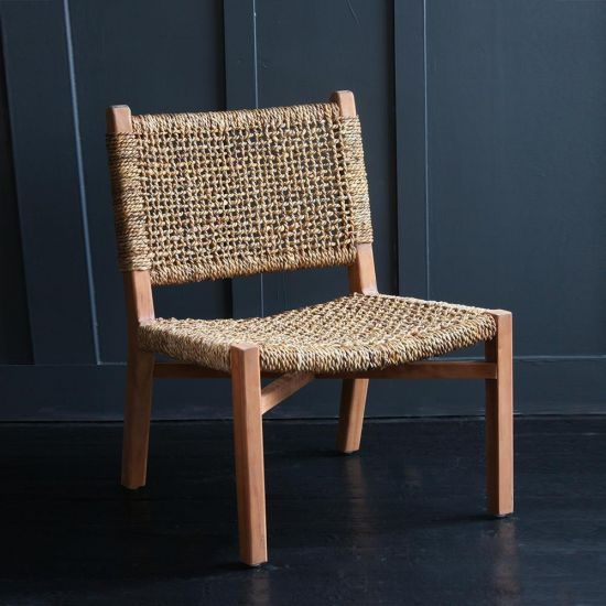 Banana Accent Chair