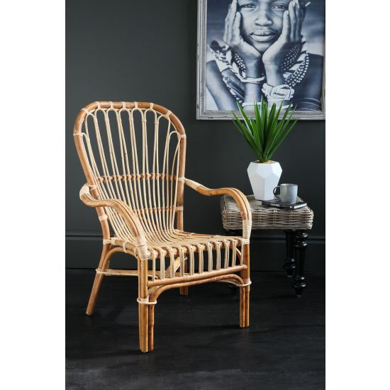 Portofino Rattan Chair Classic Style Italian-inspired