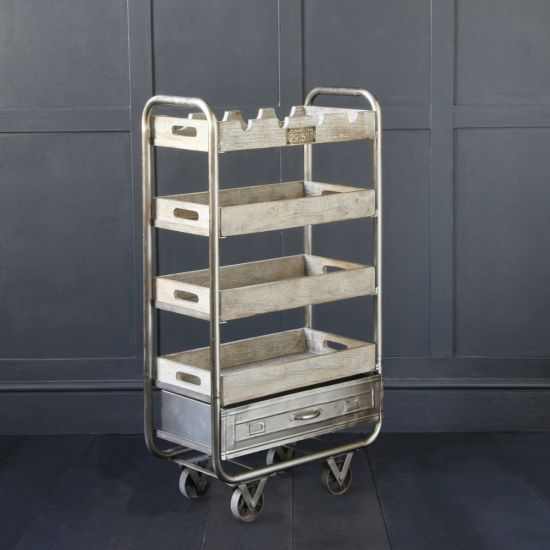 The Pullman Bar / Bathroom Trolley