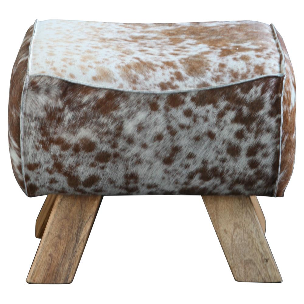 Pommel Low Stool