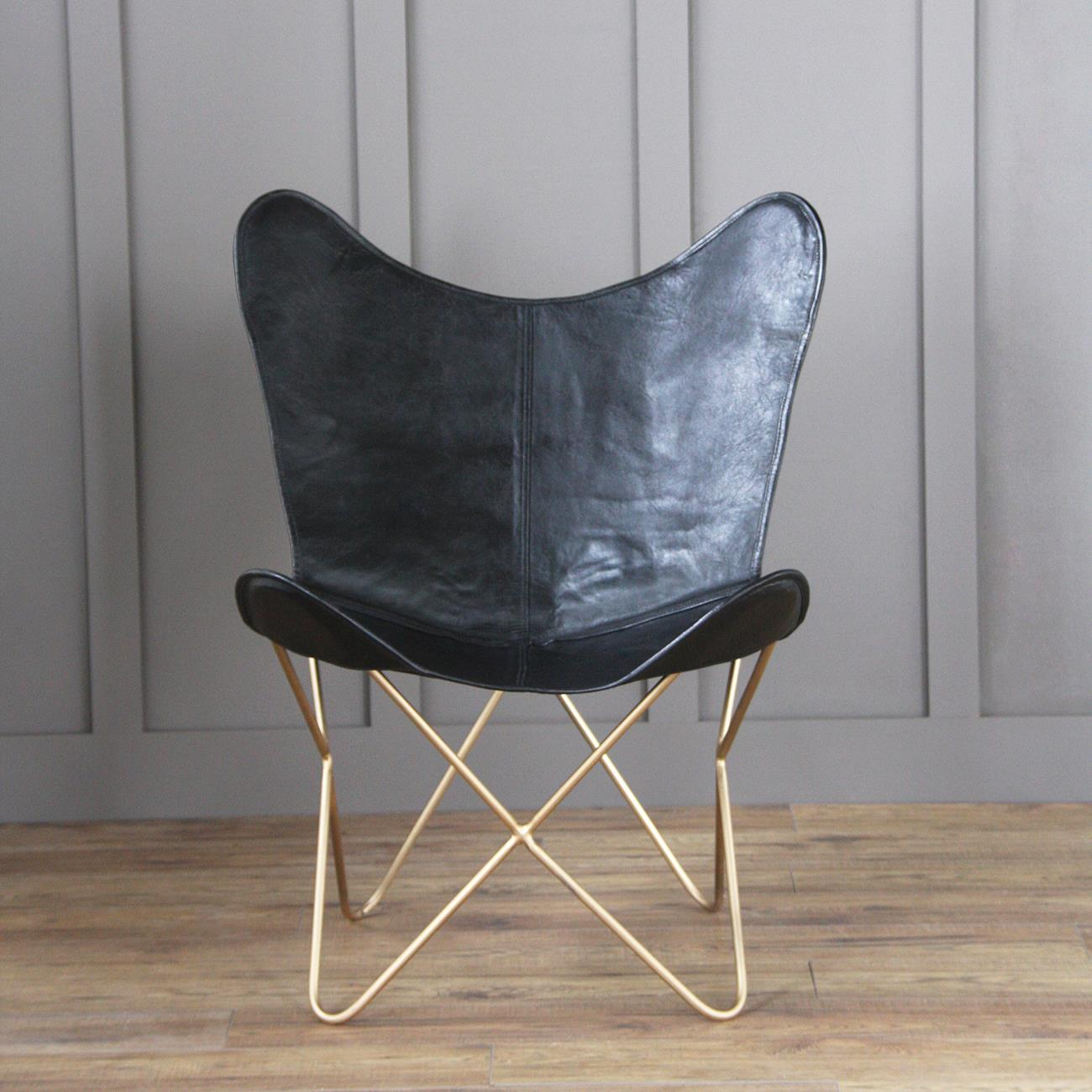 Butterfly Accent Chair