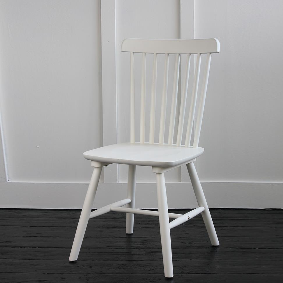 Spindle-Back Dining Chair