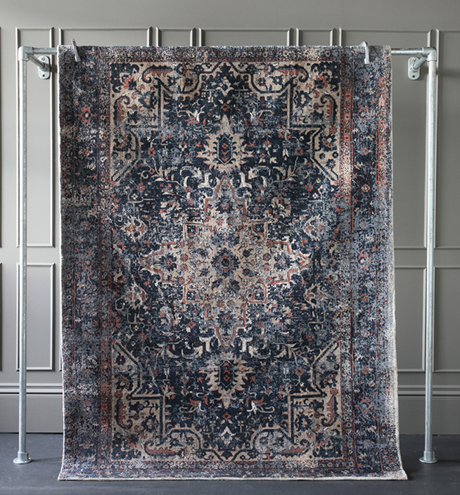 Our Turner Rug is a great place to start for your new look interior.