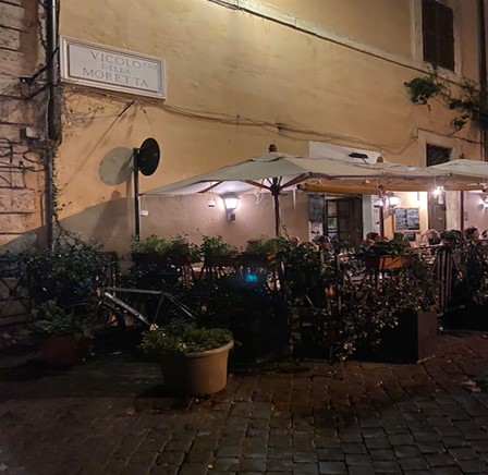 Rome by night can be just as stunning, even more so than Rome by day. There are so many bars, restaurants and cafes that make for a terrific place to sit and watch the world go by.