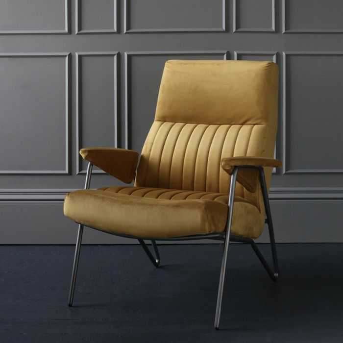 The King of Rock lives on through our Presley Chair!