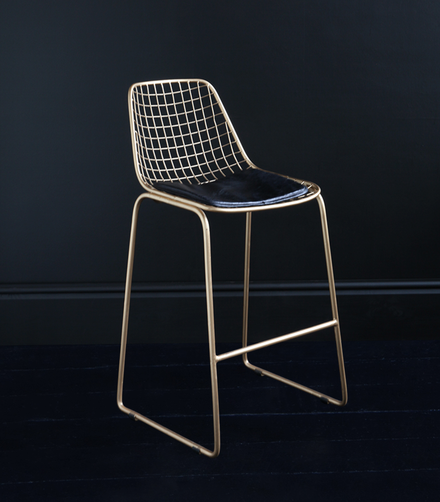 Items such as our Wire Bar Stool offer superb value for money