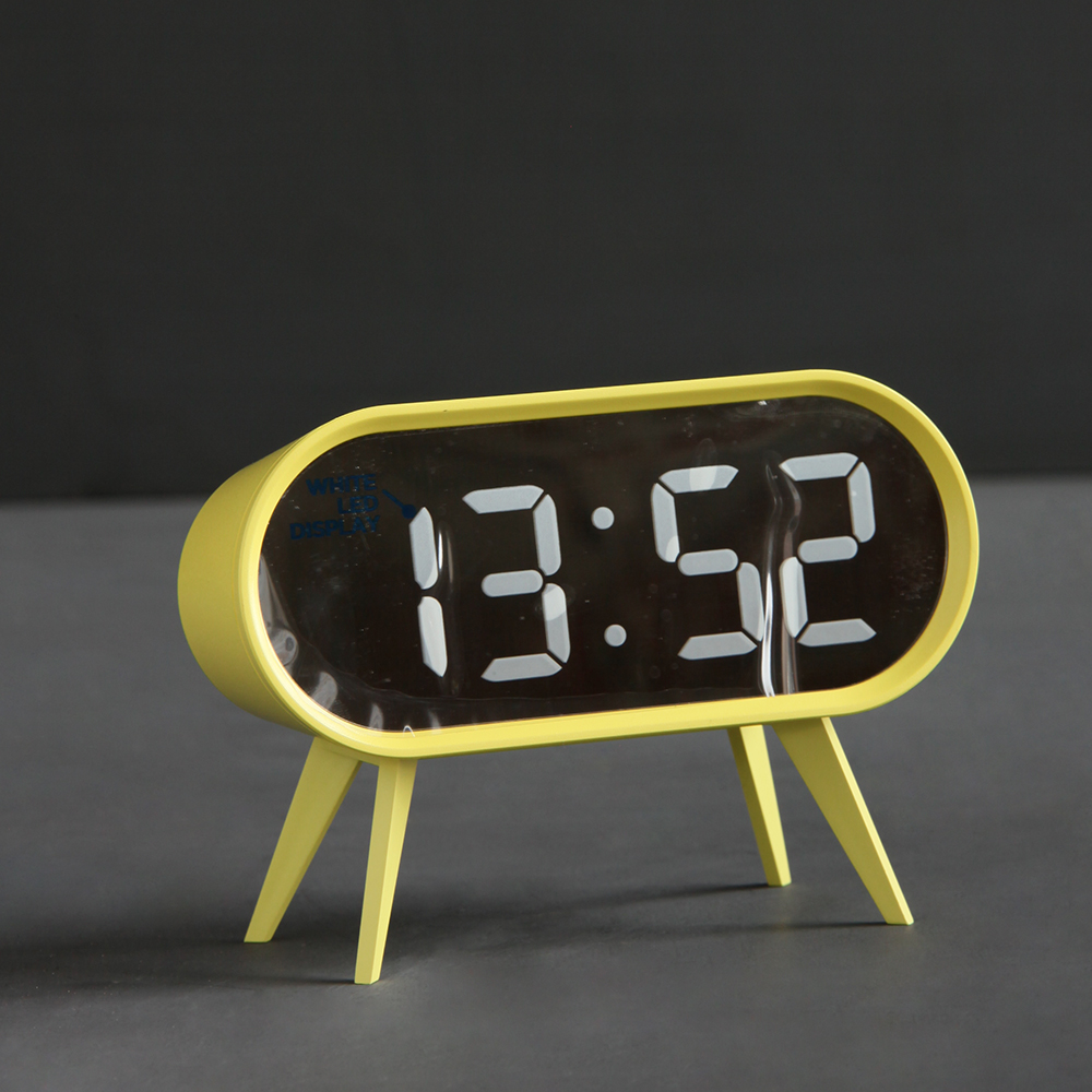 Our Lunar LED Clock aims for the stars!