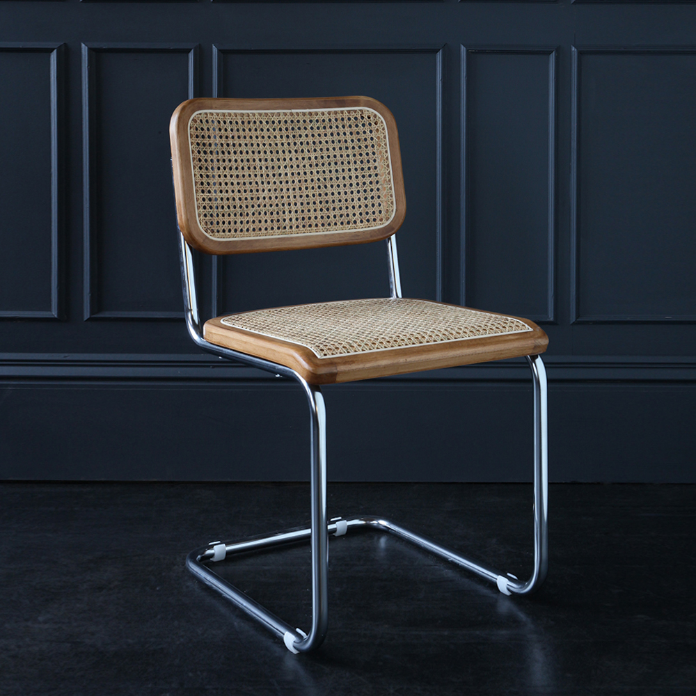 Our Cesca Chair is a marvel of early 20th century furniture design.